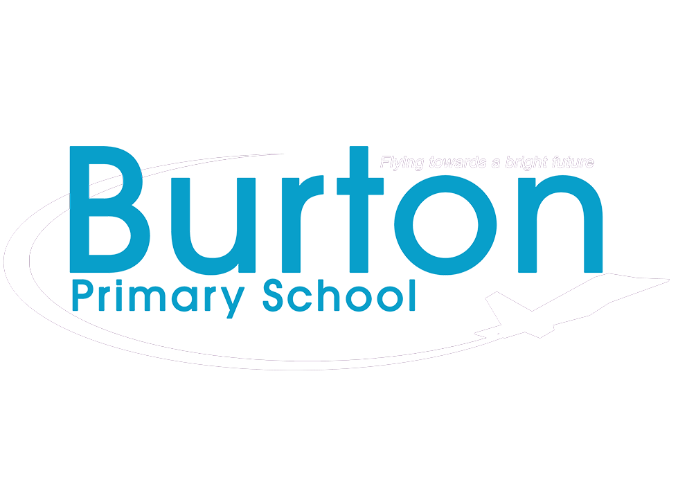 Burton Primary School logo